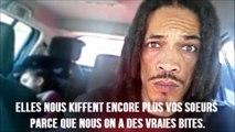 Le racisme des noirs envers les arabes / maghrébins - compilation - racisme anti-arabe