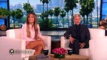 Jennifer Lopez Plays Whod You Rather-