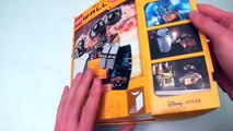 Learn To Build Wall-E Bricks | Construction Game Wall E | Wall E Toy For Kids