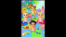 My Baby Care | Baby Kids are Playing in the interactive Playroom Kids Games By Bubadu
