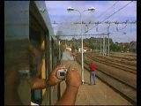 Depart Arcachon train vapeur