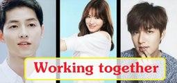 Soong Joong Ki and Han Ji Won New Drama 3 [Soong Joong Ki