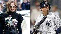 Jennifer Lopez Secretly Dating MLB Star Alex Rodriguez