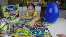 WORLDS BIGGEST SURPRISE EGG TRASH CAN Toy Surprises Ugglys Pets TrashPack Garbage Truck T