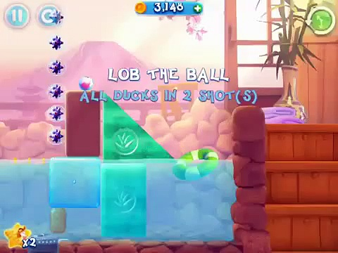 lob yhe ball the birds in ducks shorts best game for kids , fun for childrens , super game the ducks