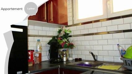 A vendre - Appartement - Canet en roussillon (66140) - 1 pièce - 17m²