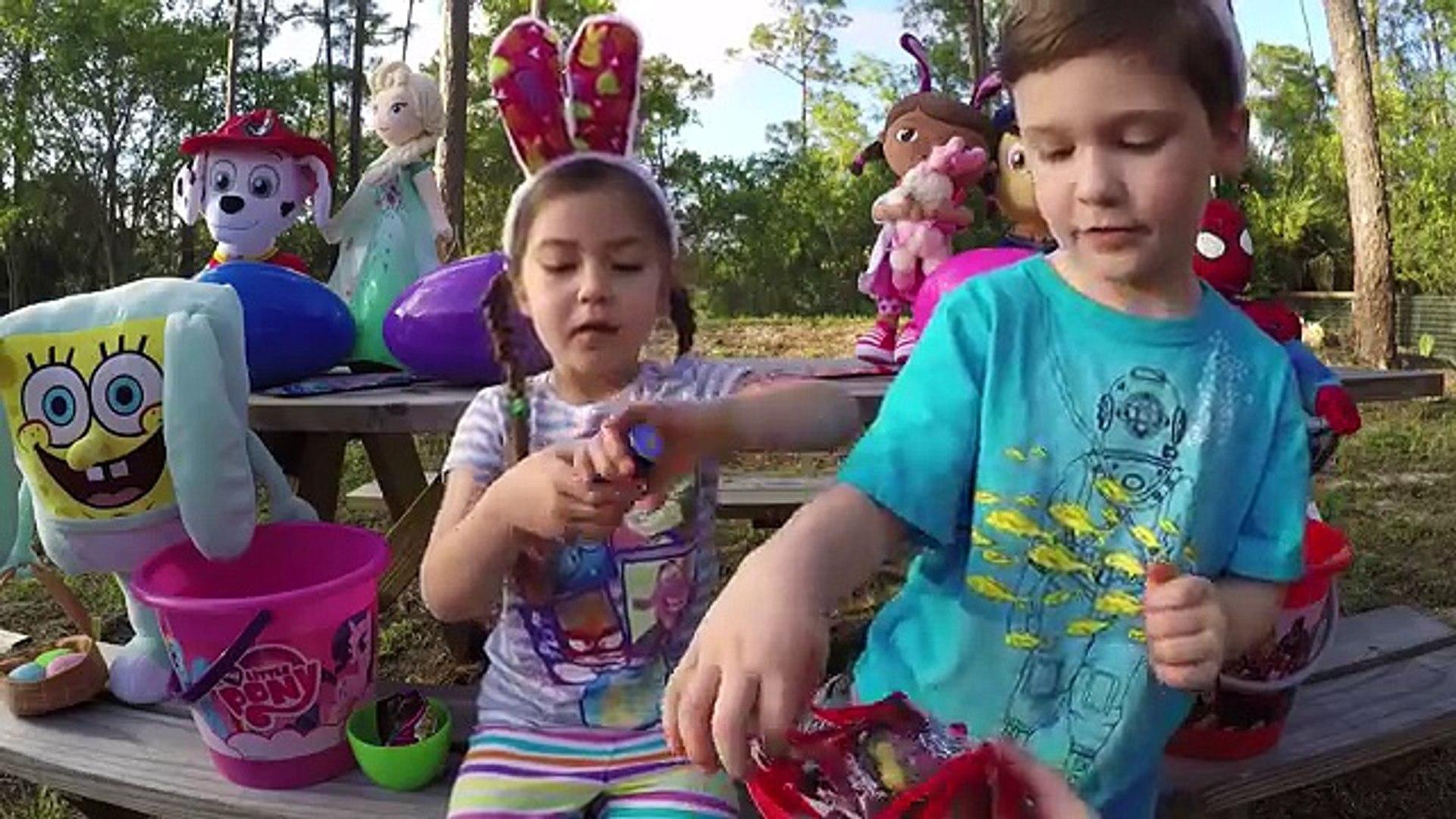 Детские живой куклы и младенцы животных гигантские открывая яйцо сюрприз игрушки сюрпризы замороженн