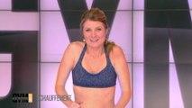 'Cuisses / Fessiers' avec Sandrine - GYM DIRECT du 13/03
