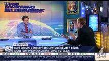 Anthony Morel: Blue Origin signe son premier contrat avec Eutelsat - 09/03