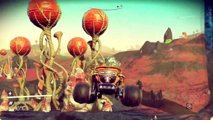 The Path Finder (update) de No Man's Sky