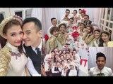 Thế Thành, Thúy Diễm và loạt sao Việt đã kết hôn nhưng làm phù dâu phù rể ai nhìn cũng choáng