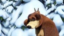 Masha y el Oso - Rastreadora de Animales Desconocidos (¿Y quien pasó por aquí?)