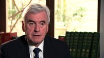 John McDonnell: Conservative values cause society to suffer