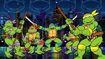 TMNT Ninja Turtles Finger Family ★ Teenage Mutant Ninja Turtles Finger Family Nursery Rhym
