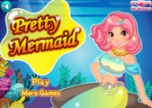 BARBIE GAMES FOR GIRLS Pregnant Barbie Mermaid Emergency | Dress up games | DG Top Baby Ga