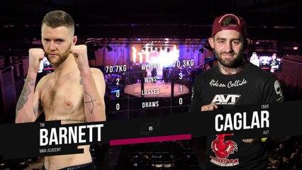 #TFC3 - Tim Barnett vs Onur Caglar