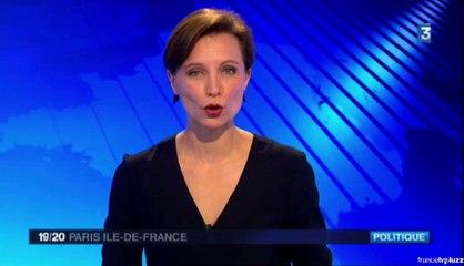 Contre la campagne publicitaire sexiste d'Yves Saint-Laurent - FR3