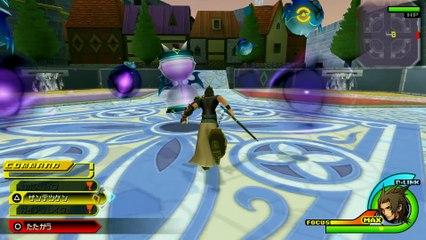 Gameplay en 60fps de Kingdom Hearts HD 1.5 + 2.5 Remix