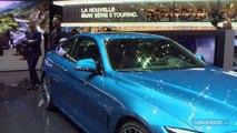 BMW Série 4 restylée - Salon de Genève 2017