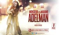 Vidéo Citations presse - MONSIEUR & MADAME ADELMAN