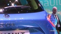 Renault Zoé ZE40 vs Opel Ampera-e, le duel électrisant - en direct du Salon de Genève 2017