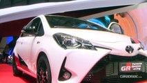 Toyota Yaris restylée GRMN : énervée - En direct du salon de Genève 2017