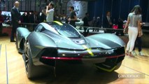Aston Martin AM-RB 001 Valkyrie : extrême - en direct du Salon de Genève 2017