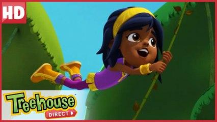Meet Dakota! | Ranger Rob | New Show on Treehouse!