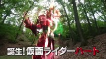 Birth of the 10th! Kamen Riders All Together!! Trailer