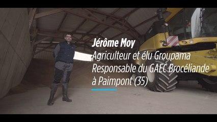 A la rencontre des acteurs du monde agricole : Jérome Moy