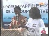 Don d'une broyeuse de manioc multifonctions aux productrices d'attiéké de Niakara