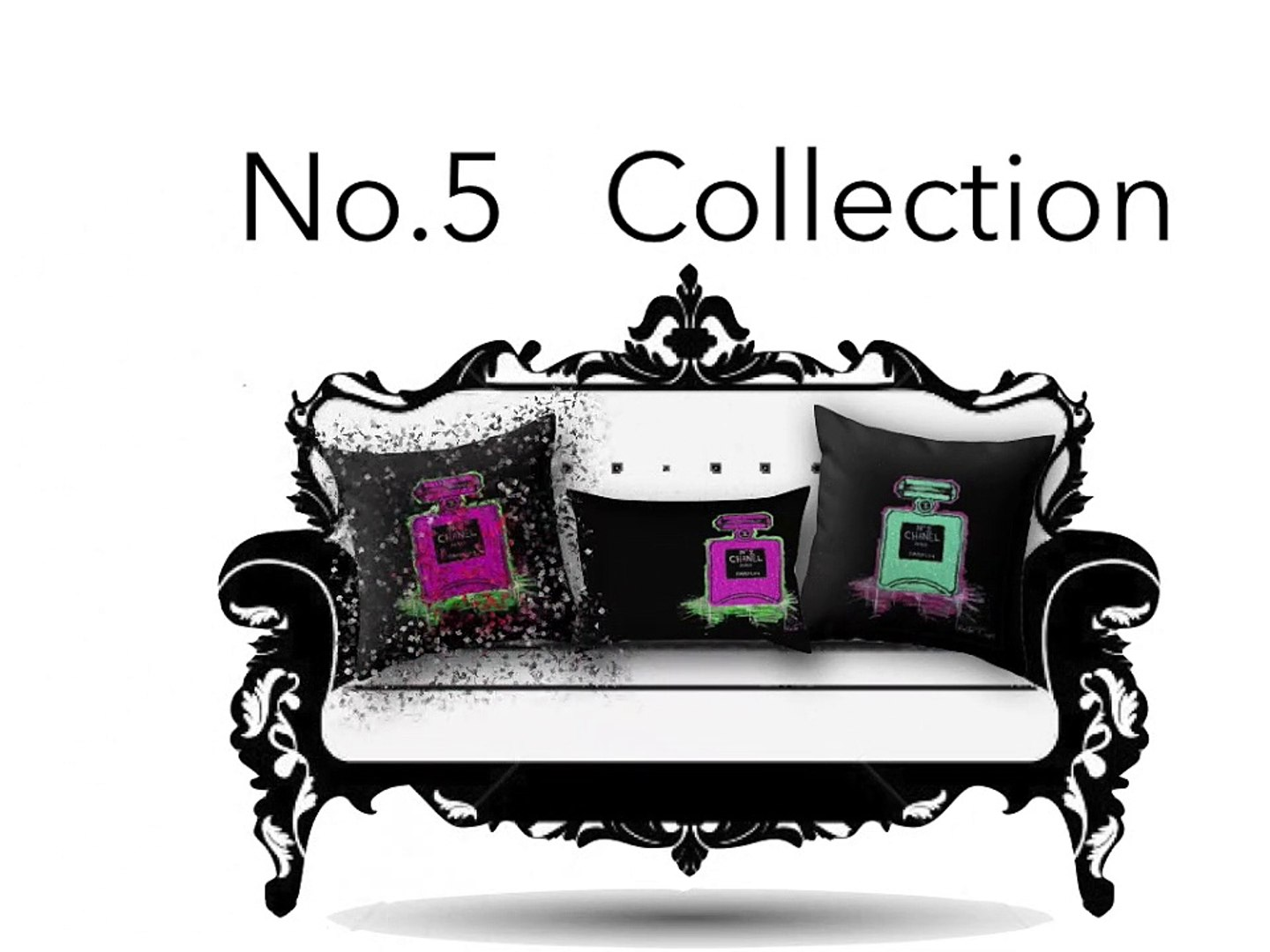 Studio Jean Marc Gady no.5 luxe collectionthe tiffin gallery design