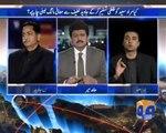 Murad Saeed aur Javed Latif Face Off - Murad Saeed Ap Maafi Maango - Watch Murad Saeed's Reply