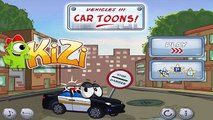 Car Toons Vehicles 3 Walkthrough levels 01 - 32