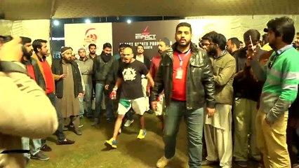 Zeeshan Shah vs Asad Khan FA5