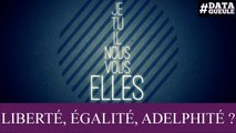 Inégalité des sexes : « Liberté, Égalité, Adelphité » (Data Gueule)
