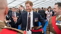 Prince Harry Kate Middleton Prince William and More Royals Honor Military With New Memorial