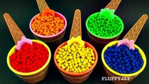 Learn Colors for Children with Play Doh Dippin Dots Surprise Toys Spongebob Angry Birds-eV0RyY8d
