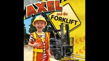 Axel and The Forklift - Axel Trucks-TW