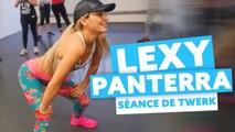 Lexy Panterra   séance de twerk