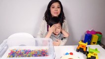 ORBEEZ Toys kid's videos! Learn COLORS & learn SHAPES with toy cars in educational videos for kids-puxTgdfSM