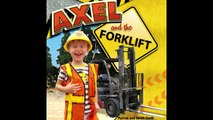 Axel and The Forklift - Axel Trucks-TWmhA