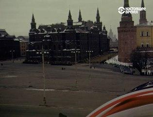 Funeraliile lui Stalin - Filmare inedita din Ambasada SUA la Moscova - Manhoff's Stalin's funeral