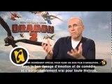 Interview Jeffrey Katzenberg - Dragons 2 - (2014)