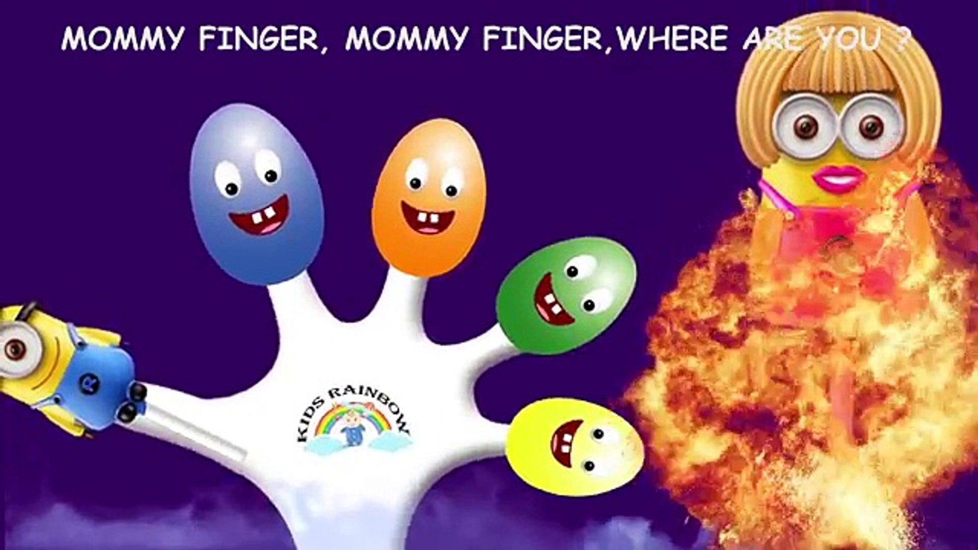 Миньоны банана ворует яйца с сюрпризом в супермаркете полные эпизоды! Палец Семейные Песни Медсестра