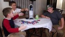 Warhead Candy Soda Challenge! Kid TRIES WEIRD SODAS (EXTREME NASTY)-wxruW9