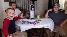 Warhead Candy Soda Challenge! Kid TRIES WEIRD SODAS (EXTREME NASTY)-wx