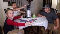Warhead Candy Soda Challenge! Kid TRIES WEIRD SODAS (EXTREME NASTY)-wxruW9a_