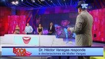 En vivo Dr. Héctor Vanegas responde a declaraciones de Mafer Vargas