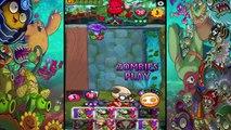 CHOMPZILLA PLANT BOSS BATTLE| Plants Vs Zombies Heroes Gameplay Part 7 (PvZ Heroes Ep 7)